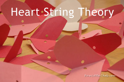 Heart String Theory