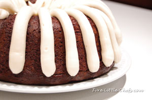 Nothing Bundt Cake