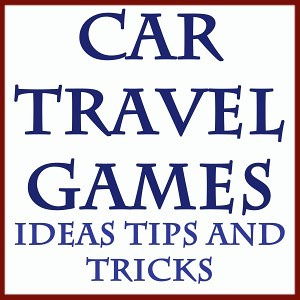 Check out some ideas for car travel games from fivelittlechefs.com Plus tips and tricks to stay a little more organized. #car travel games