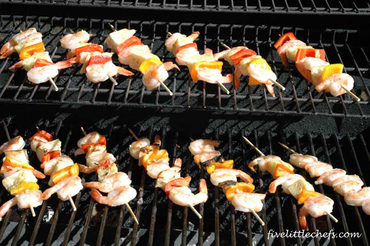 appetizer-on-grill