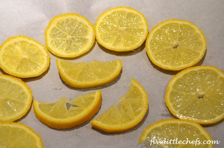 How to use your entire citrus fruit, the zest and the juice even when your recipe only calls for part of the fruit from fivelittlechefs.com #citruszest #kidscooking #cookingschool