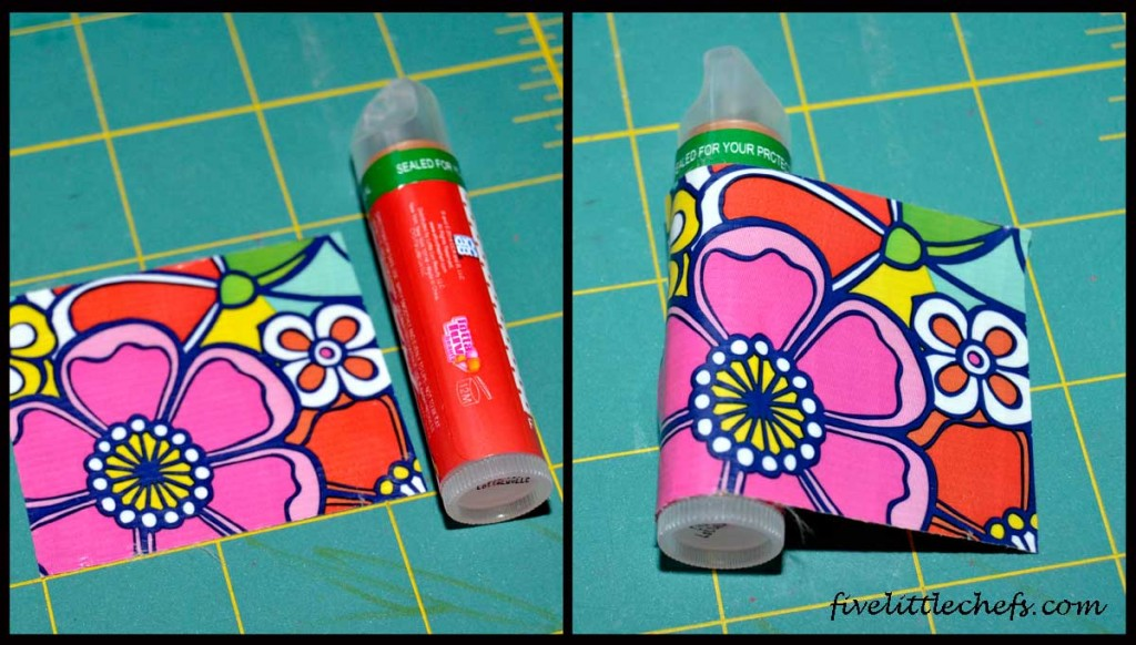 wrapping lip balm