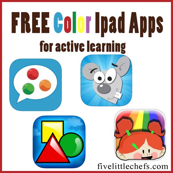 free ipad apps colors