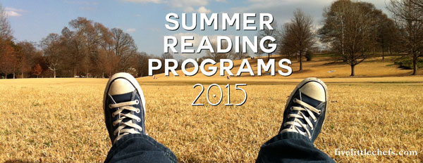 A list of 10 summer reading programs available in 2015. These are great incentives to get your kids reading when they are not in school.