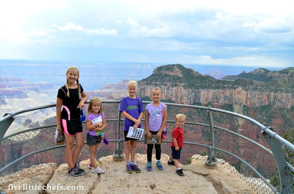The Junior Ranger Program at National Parks and Monuments is fun for the kids. When you travel check it out and learn more about where you are visiting.