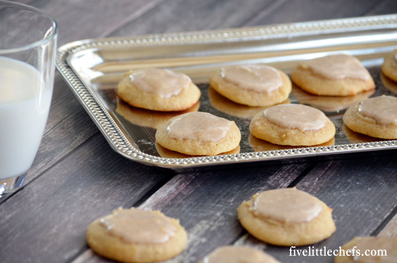 Eggnog cookies is an easy recipe with an eggnog icing. They are soft and almost melt in your mouth. These will get you in the holiday mood.