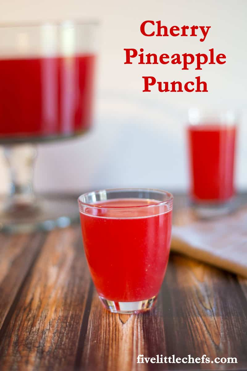 Cherry Pineapple Punch is an easy beverage to make from a blend of a few flavors. Grab this easy party punch recipe for your next event.