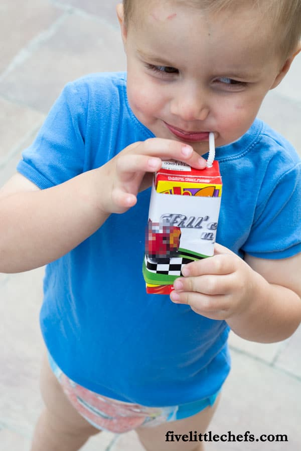 Thinking about potty training? We had a Potty Training Party with Huggies Pull-Ups Learning Designs. It really was a party with balloons, drinks, treats and lots of praise. Grab these free printables for your Cars Lightning McQueen potty training party. fivelittlechefs.com #ad