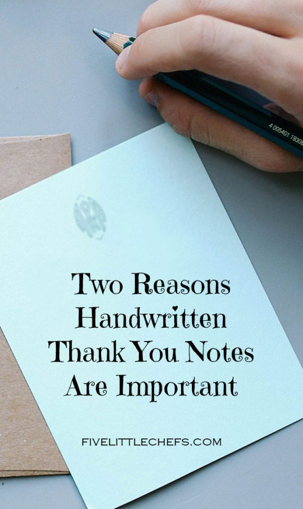 Post Title URL Bitly Keywords Post Date Description Two Reasons Handwritten Thank You Notes are Important http://34.230.84.94/craft/thank-you/writing-thank-you-notes.html handwritten thank you notes 12/22/2016 Handwritten thank you notes are a perfect way to express gratitude. Discover the two main reasons why handwritten thank you notes are important.
